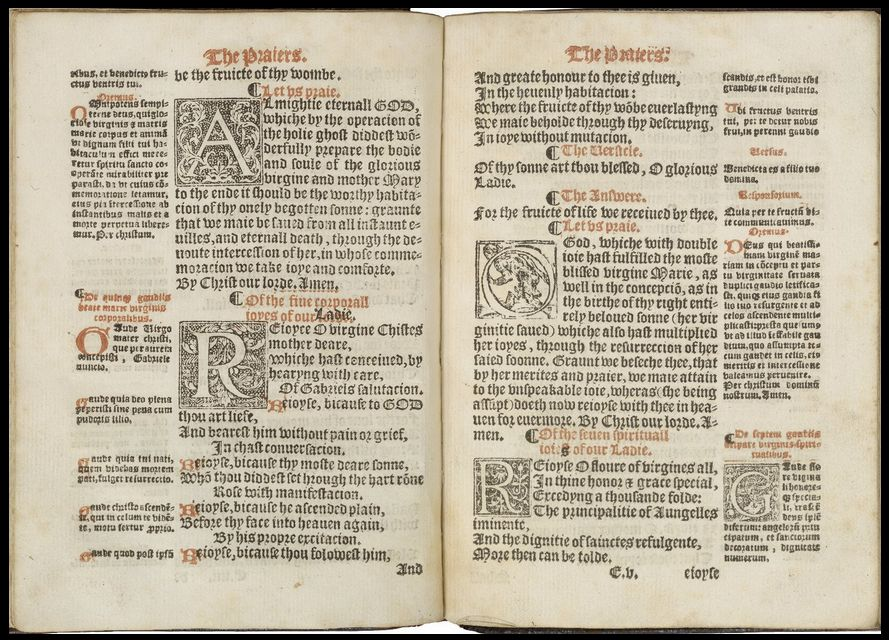 Same Opening, in a High-Resolution Image from the Folger 